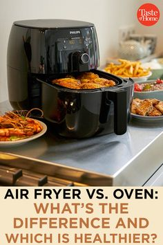 If you have a convection oven, do you really need an air fryer too? We settle the air fryer vs. Cranberry Orange Jam Recipe, Orange Jam Recipes, Baked Crab Cakes, Everything Bagel, Air Frying, Lava Cakes, Unique Recipes, Air Fryer Recipes, Fries