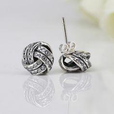 Love Knot Earrings – Shopamazon Nation