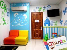 Pediatric clinic, Honduras.