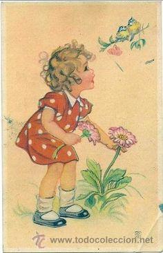 5554 - ANTIGUA POSTAL IKON -EDICIONES DEL ARTE - EDIT. ARTIGAS -  Nº25 (ILUSTR. VS)