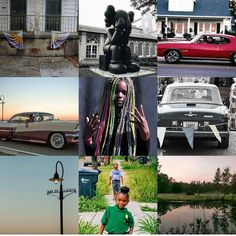 The #2015topnine website is the suck on mobile.  At least on Android. Anyhoo here's my 9. Bywater porch beats #cars #kaws  and #cutekids from 9th ward. by notrex
