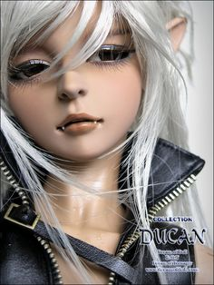 D.O.D DOLL Collection Black Ducan | 総合ドール専門通販サイト - DOLKSTATION(ドルクステーション)