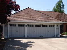 Carriage House Door Company Steel Collection Door Products contemporary garage and shed