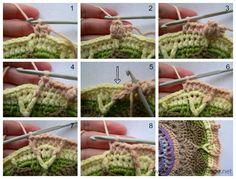 Sophies Mandala Round 18 Sophies Mandala   Part 3  {Large}