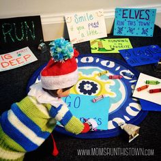 Fitsie the Elf Deep Run, The Elf, Elves, Winter Hats, How Are You Feeling, Activities, Runners, Recovery, Posters