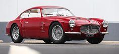 1956 Maserati A6G 54 by Zagato