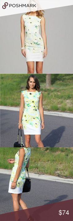 Spotted while shopping on Poshmark: French Connection colorfur floral dress $168! #poshmark #fashion #shopping #style #French Connection #Dresses & Skirts