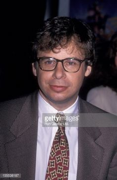 Actor Rick Moranis attends the premiere of The Flintstones on May 1994 at the Ziegfeld Theater in New York City. Get premium, high resolution news photos at Getty Images Rick Moranis, Lord And Savior, Cheer Up, Interesting Faces, Actors, Character, Image, Board, Photos