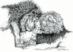 New World lions