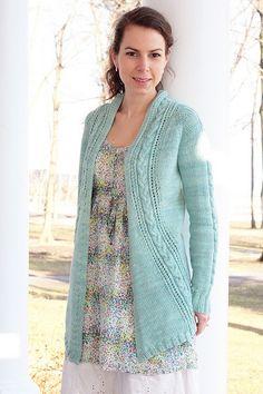 French Braid Cardigan pattern! $6