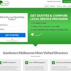 As Melbourne's most visited Professional Gardener companies Directory, gardeners-melbourne.com is best platform for taking your Regular and once off G