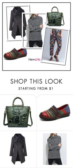 """""""new chic woman 2"""" by velci-987 ❤ liked on Polyvore featuring Socofy and Gracila"""
