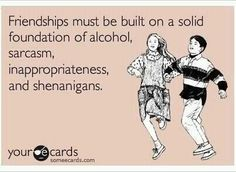 Shenanigans are a must! @stefaniwaters ahahahahahah