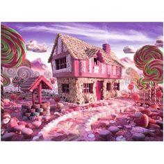 Ravensburger Candy Cottage Puzzle (300 Piece)