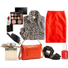 Tuesday's outfit, created by handbagaficionado on Polyvore
