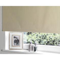 Verdunkelungsrollo (60 x 175 cm, beige) - Plissees & Rollos - Gardinen, Rollos & Plissees - Haushalt & Deko - Dänisches Bettenlager