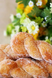 Puffy Twist Donut: Easy treats for everyone!
