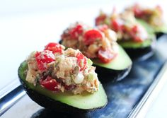 Ingredients: 3 Avocados Chipotle Mayo (recipe: HERE) 1 cup Jicama, diced 1/2 cup Celery, diced 1 1/2 cups Cherry Tomatoes, chopped 1 cup Sunflower Seeds 1/2 cup Sweet Onion, diced Make chiptole may...