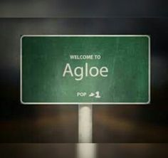 Agloe population: 1 | Paper Towns