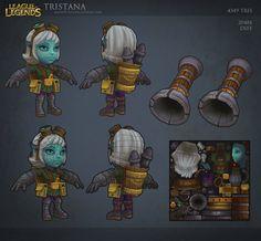 League of Legends: Tristana 2 by MissMaddyTaylor