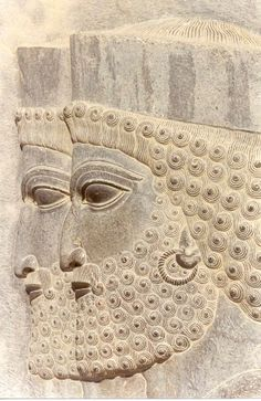 Persepolis, Iran ~ [Kinky Koily Kurly hair of Dark Melanated Peoples]