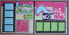 Film Strips from Mickey and Friends Cartridge