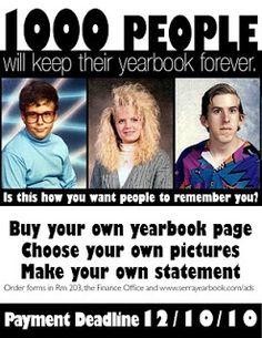 senior ad advertising. great idea, but tweak it a bit and brand it Senior Yearbook Ads, Teaching Yearbook, Yearbook Staff, Yearbook Spreads, Yearbook Pages, Yearbook Layouts, Yearbook Covers, Yearbook Photos, Yearbook Design