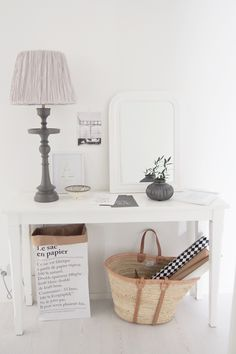 At Home Network Real Estate The Paper Bag, Boho Deco, Entrance Hall, All White, Decoration, Cosy, Entryway Tables, Sweet Home, Bedroom