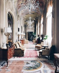 "andantegrazioso: ""Four Seasons Hotel Florence | traveljunkiediary """