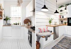 Køkken | Små køkkener | Boligmagasinet.dk