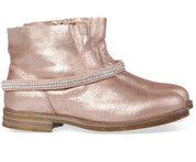 Roze Unisa kinderschoenen Rikai boots