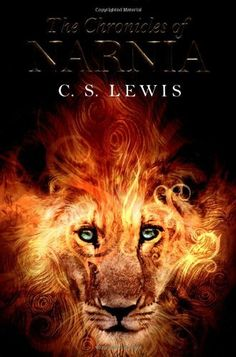 The Chronicles of Narnia by C. S. Lewis, http://www.amazon.com/dp/0066238501/ref=cm_sw_r_pi_dp_KsMyqb12H5HPW