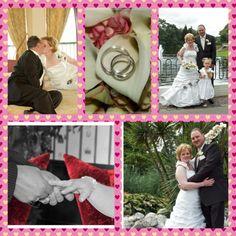 Dennis en Jolanda trouwden in 2009 in de Efteling