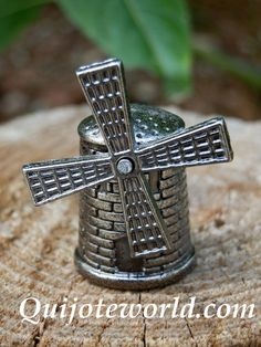 Dedales colección don Quijote de la Mancha: Metal - Quijoteworld, ideas para decorar  www.quijoteworld.com