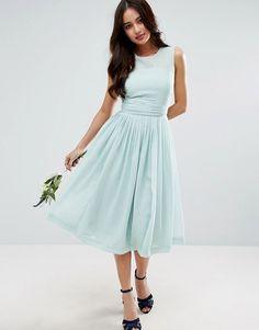 00d0b61f2503 ASOS | Online Shopping for the Latest Clothes & Fashion. Chiffon Maxi15  KlänningarKorta ...