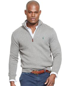 For the prepster, how about something casual & cool from Polo Ralph Lauren…