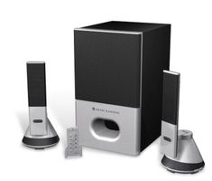 Altec Lansing Speaker System Music & Gaming System with Remote Best Computer Speakers, Pa Speakers, Satellite Speakers, Altec Lansing, Speaker System, Logitech, Home Depot, 50th, Cool Things To Buy