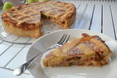 Ruokailmiö: Paras omenapiirakkani (Mascarpone-omenapiiras)