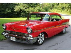 1957 Bel/Air...wouldn't mind owning one...