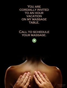 You are cordially invited to an hour vacation on my massage table. Call te sched… You are cordially invited to an hour vacation on my massage table. Call te sched…,Massage You are cordially invited. Massage Logo, Reflexology Massage, Spa Massage, Spa Quotes, Massage Quotes, Lash Quotes, Massage Business, Massage Therapy Rooms, Mobile Massage Therapist