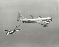 YF-16 refueling