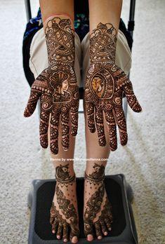 Mehndi Maharani Finalist: Bhavna's Henna And Arts http://maharaniweddings.com/gallery/photo/26965
