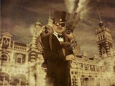15 photoshop tutorials on creating steampunk images