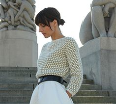 Dame - Gensere og kjoler - Pickles http://www.pickles.no/gensere/