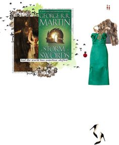 """""""{Book Series} Favorite Book -- A Storm of Swords"""" by girloverboard ❤ liked on Polyvore"""