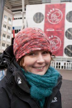 Asja knits: Wiatrak hat - pattern