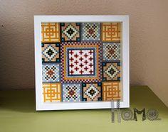 Hama gifts: Picture perler design
