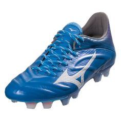 Soccer Cleats, Blue And White, Football, Japan, Boots, Shop, Products, Fashion, Soccer