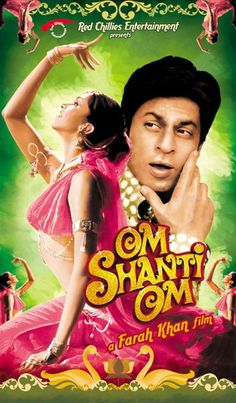 5/5 Om Shanti Om (Hindi/Bollywood movie) Pretty much has everything. Ill fated romance, murder, revenge, reincarnation, and ghosts. Oh, and comedy. LOVE
