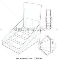 Display Box Images Stock Photos Vectors